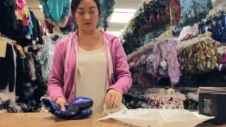 Behind The Seams: How To Make A Leotard