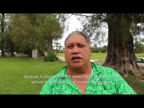 Food Security - Traditional Fishing Methods for Tuna in Mangaia