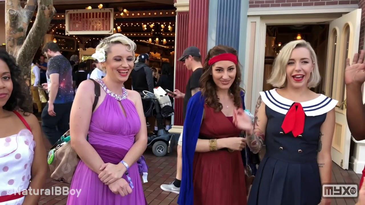 Dapper Day at Disneyland