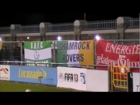 Shamrock Rovers Tallaght Stadium The Tallaght Groundhop