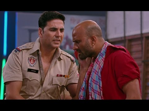 Akshay Kumar hates corrupt cop