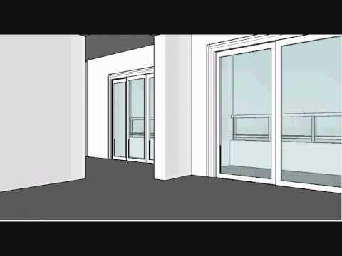 Progettazione d 39 interni di un appartamento su 2 piani in for Piani di progettazione di appartamenti