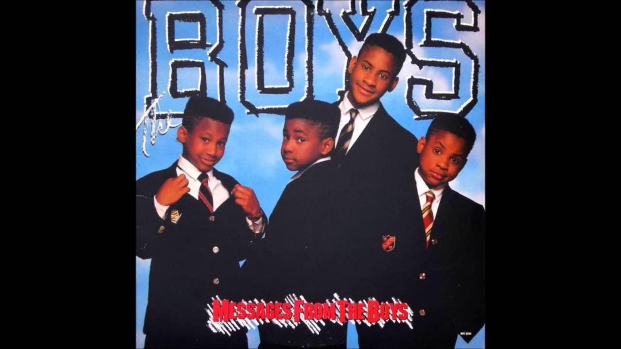 The boys dial my heart