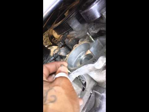 How To Replace Your Toyota Water Pump Doovi