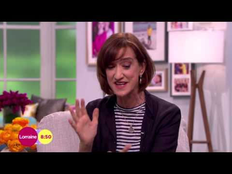 Haydn Gwynne On The Woman On The Edge Of A Nervous Breakdown  Lorraine