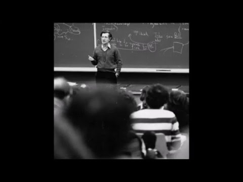 Noam Chomsky - Properties, Innate Ideas, and Post-structuralism