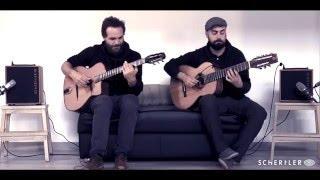 David & Giulia Y Touchè - Cachoeira