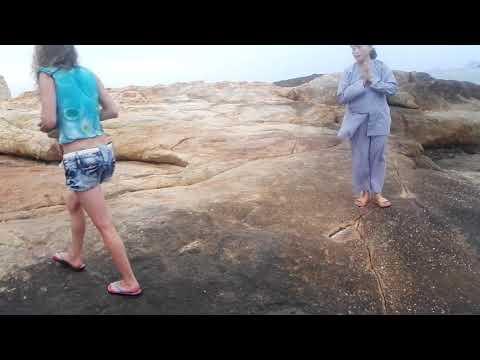 Развеивание праха в море. 16.06.19