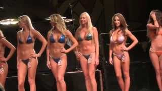 Miss Destination Daytona Swimsuit USA Contest Biketoberfest 2014 Final Judging & Top 3