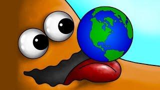 Tasty Planet #4 как Tasty Blue Съедобная ПЛАНЕТА мульт игра как мультик детский летсплей #КРУТИЛКИНЫ