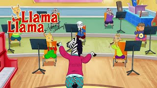 Music Lessons | Llama Llama Episode Clip