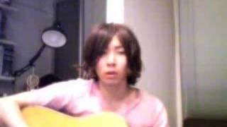 The BackHorn Mirai 未来 cover.