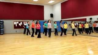 He's Italiano - Line Dance (Dance & Teach in English & 中文)