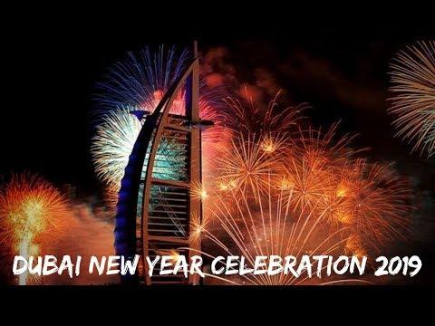 New Year Celebration in Burj Al Arab Dubai !!!