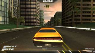 Fast Five Online Game