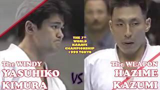 木村 靖彦(日本) Yasuhiko Kimura(Japan) vs 数見 肇(日本) Hazime ...