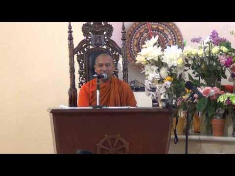 Bhante Saranapala Four Stages of Buddhist Sainthood  August 24, 2014