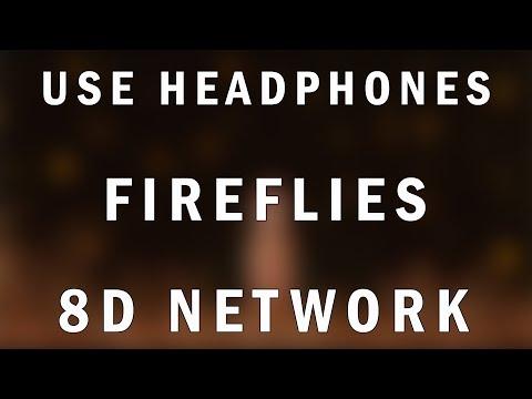 Owl City - Fireflies (8D AUDIO)