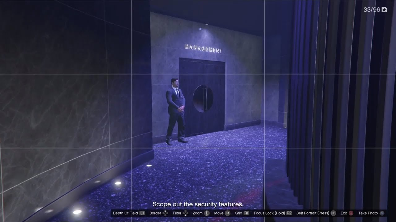 Gta Online Casino Heist Scope Out