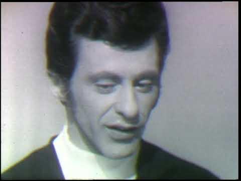 American Bandstand 1968- Interview Frankie Valli