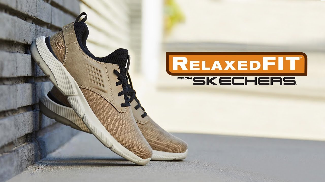 Skechers Relaxed Fit | SPORTS STYLE