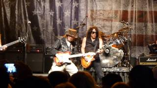 "Paul Stanley w/ Badlands House Band - ""Detroit Rock City"" - 8-27-15 - Sioux Falls, SD - The District"