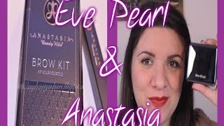 HAUL: Anastasia Beverly Hills & Eve Pearl | Mya Beauty Thumbnail