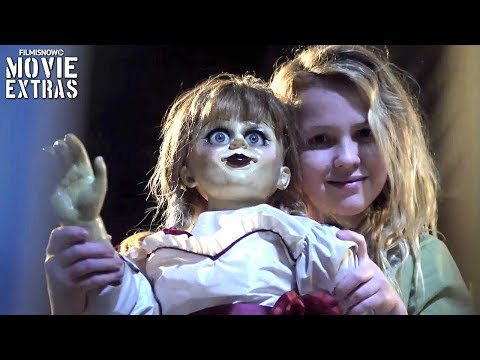 Go Behind the Scenes of Annabelle:...