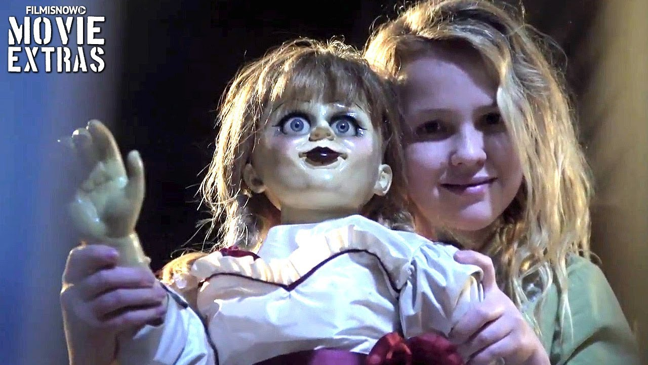 Go Behind the Scenes of Annabelle  Creation (2017) - YouTube e320878ddc