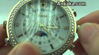 Stylish Women Watch with hidden Camera/Recorder | Spy Women Watch Review