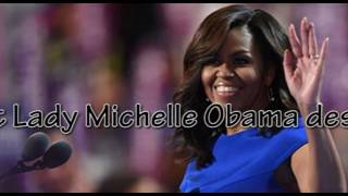 Michelle Obama at the DNC; 'Don't Let Anyone Ever Tell You This Country Isn't Great'