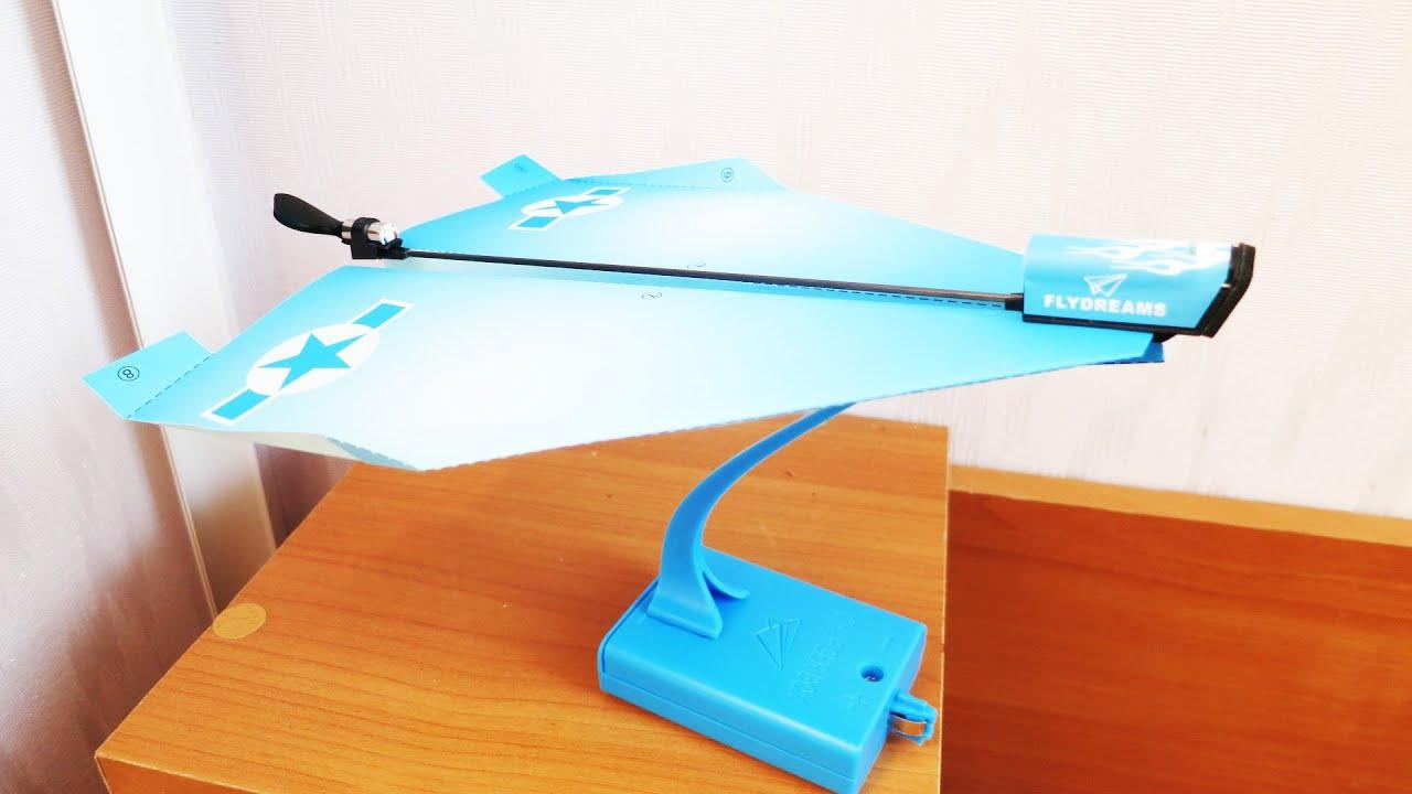 Мощный резиномоторовый самолет с резиномотором формата xxl | купить самолет на резиномоторе.