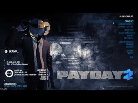 Payday 2: Offshore Payday Tutorial