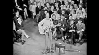 Wild Rover   Pete Seeger 5 24 1963