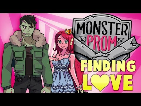 Monster Prom - Monster Love Struggles - The Monster Dating Simulator - Monster Prom Gameplay Part 1 from YouTube · Duration:  40 minutes