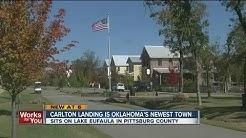 Carlton Landing: Oklahoma's newest town
