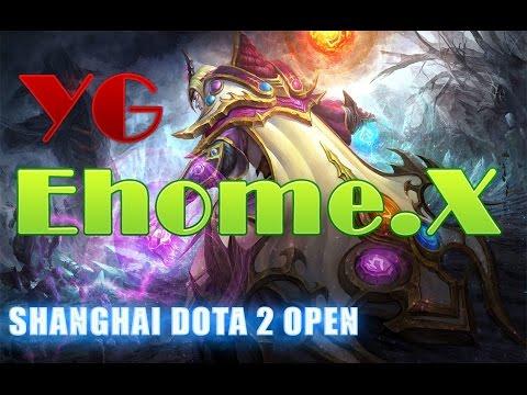 YounGlory YG Ehome.X SHANGHAI OPEN Dota 2  Replay