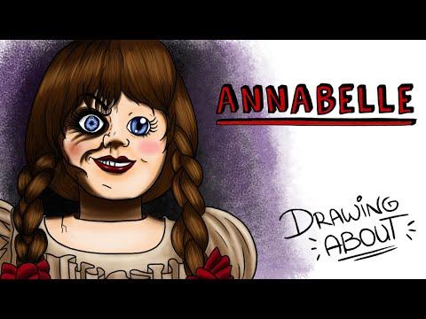 annabelle,-la-muÑeca-maldita-|-draw-my-life