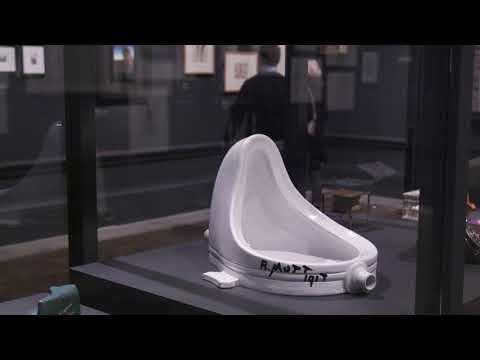 Marcel Duchamp in 60 seconds