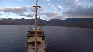 Dunia Baru Adventures - Superyacht Indonesia - DNA Media