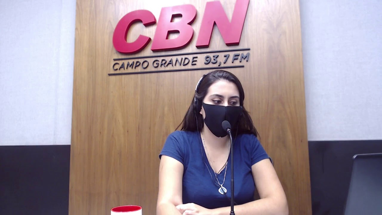 Programa CBN Campo Grande (06/04/2021) - com ingrid Rocha