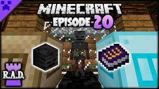 CRAZY Caves! Tome Of Alkahestry | Roguelike, Adventures & Dungeons Mod Pack (Minecraft Survival) #20