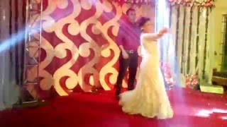 """Pyaar Ki Ek Kahani Suno"" dance performance by Adri & Shakti"