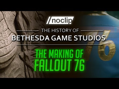 The Making of Fallout 76 / History of Bethesda Game Studios - Noclip Documentary Trailer thumbnail