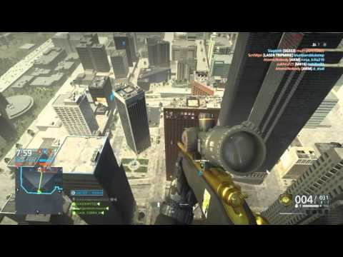 Long Sniper Lead Shot