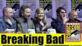 BREAKING BAD 10th ANNIVERSARY CELEBRATION | Comic Con 2018 Full Panel (Bryan Cranston, Aaron Paul)