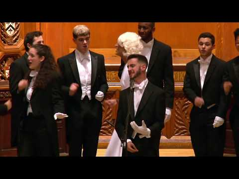 Moondance - The Yale Whiffenpoofs of 2019 Mp3