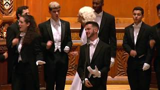 Moondance (solo by Isaac Scobey-Thal) - The Yale Whiffenpoofs of 2019