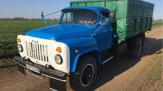 ГАЗ 53 салон