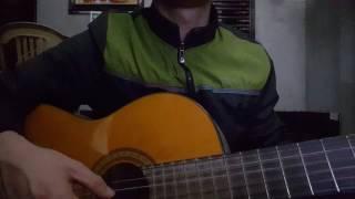 Cơn mưa băng giá guitar